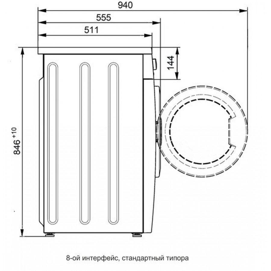 Стиральная машина ATLANT СМА 60С108