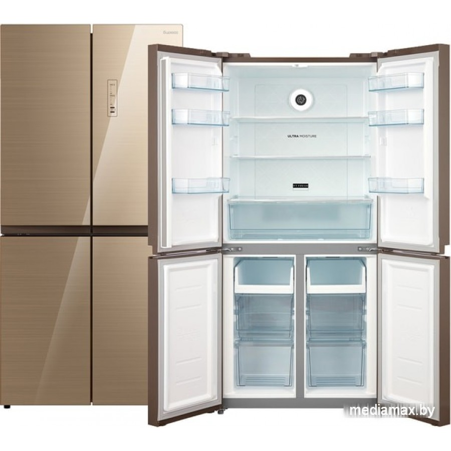 Четырёхдверный холодильник Бирюса CD 466 GG