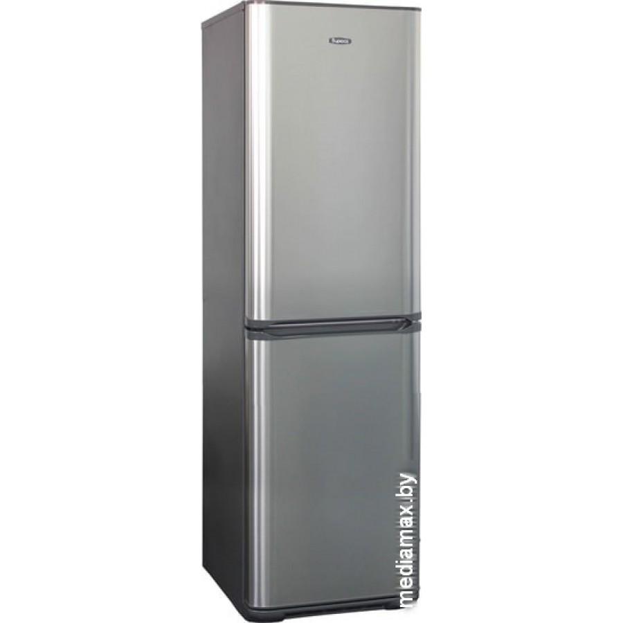 Холодильник Бирюса I340NF (нержавеющая сталь)