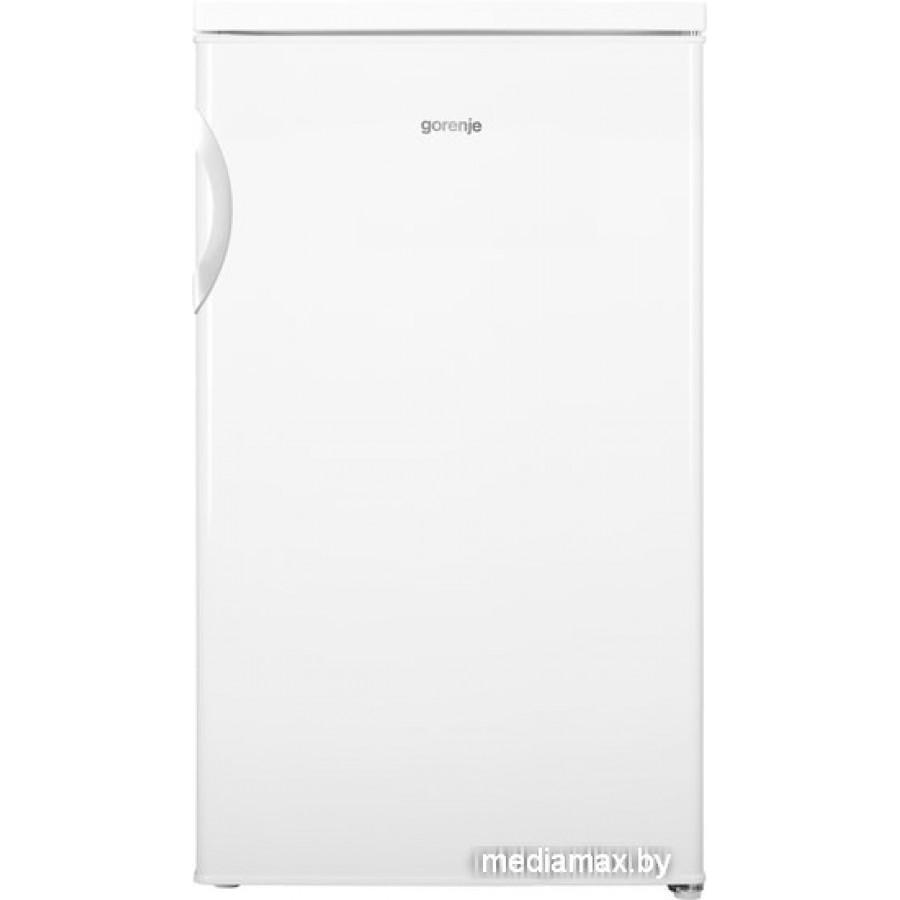 Однокамерный холодильник Gorenje R491PW