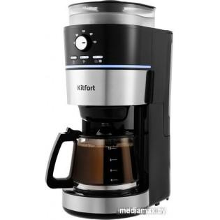 Капельная кофеварка Kitfort KT-737