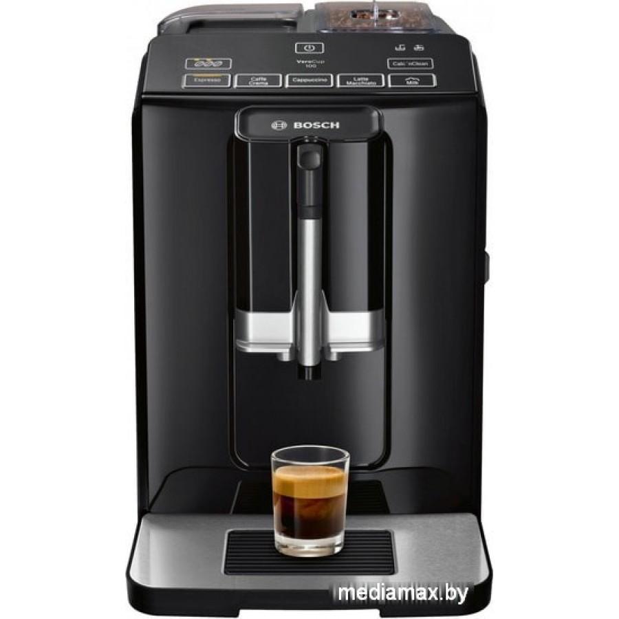Эспрессо кофемашина Bosch VeroCup 100 (черный)