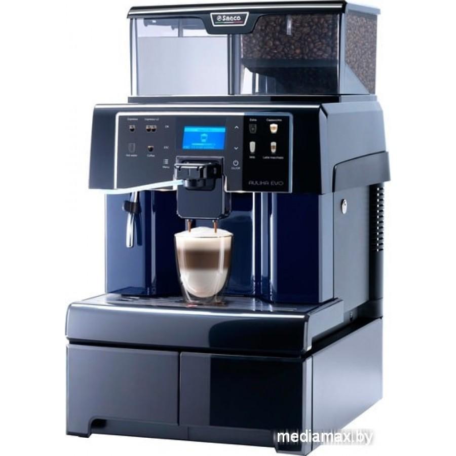 Эспрессо кофемашина Saeco Aulika Evo Top High Speed Cappuccino