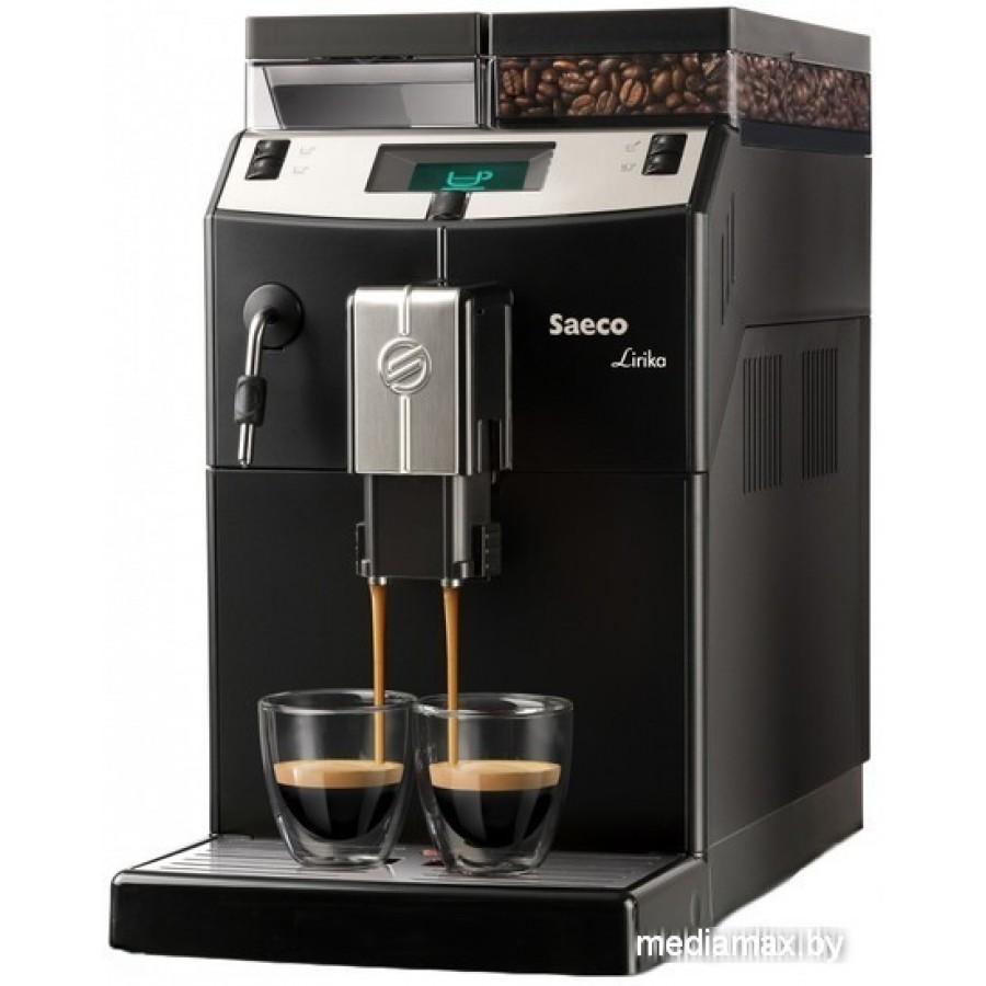 Эспрессо кофемашина Saeco Lirika (RI9840/01)