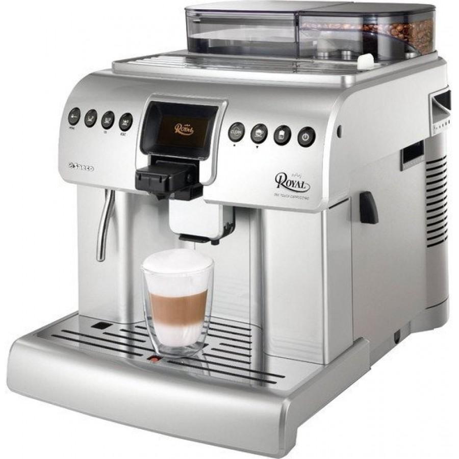 Эспрессо кофемашина Saeco Royal One Touch Cappuccino [HD8930/01]