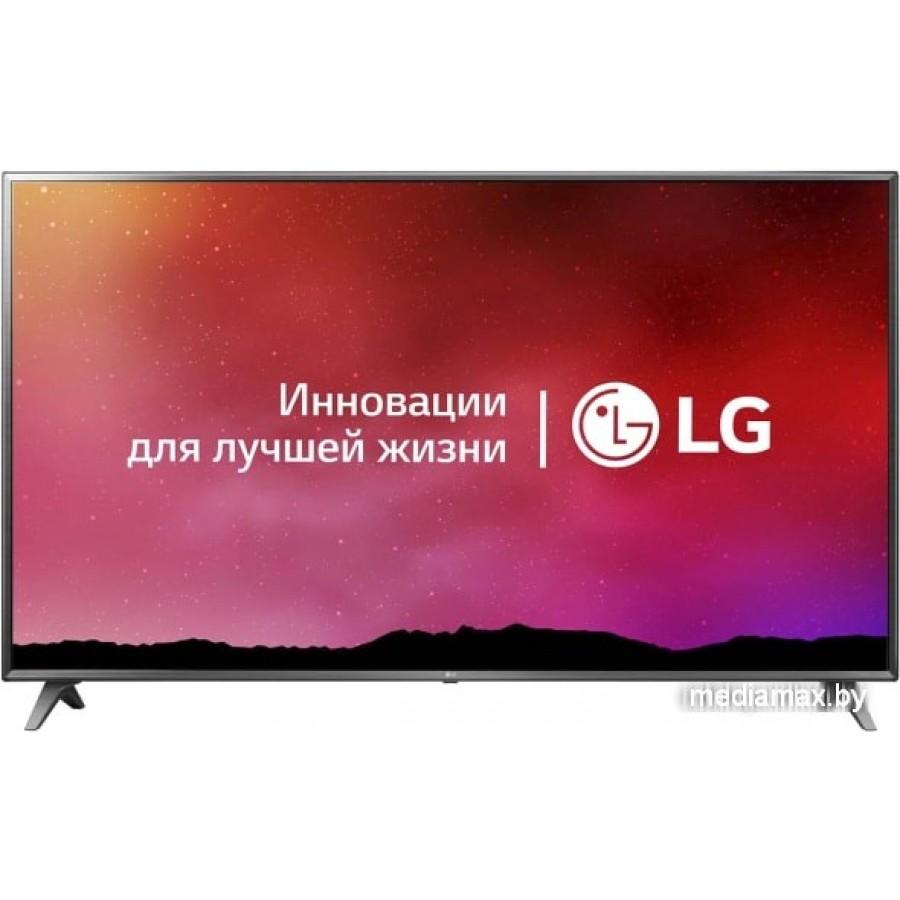 ЖК телевизор LG 75UN70706LC