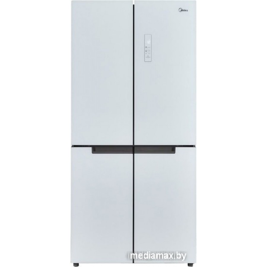 Четырёхдверный холодильник Midea MRC518SFNGW