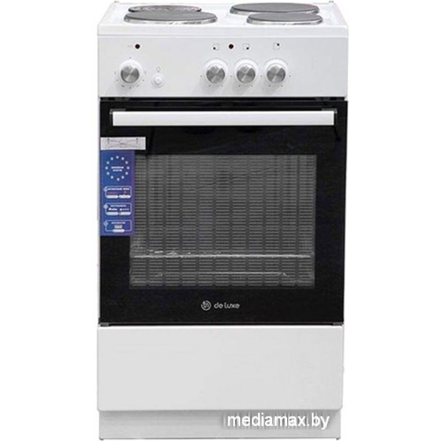Кухонная плита De luxe 5003.18Э