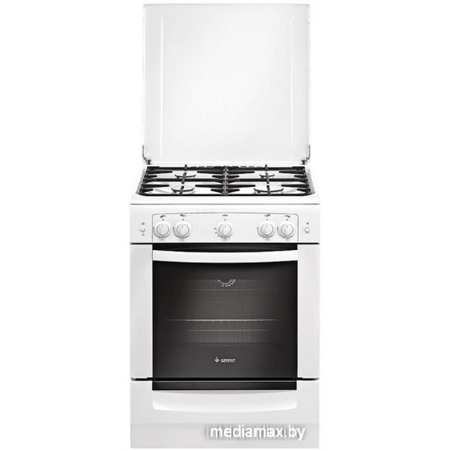 Кухонная плита GEFEST 6100-01 (чугунные решетки)