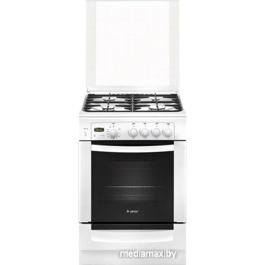 Кухонная плита GEFEST 6100-03 0002 (чугунные решетки)
