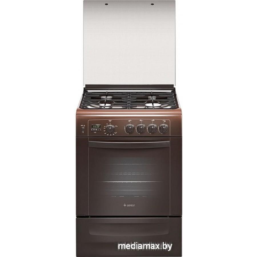 Кухонная плита GEFEST 6100-04 0003 (чугунные решетки)