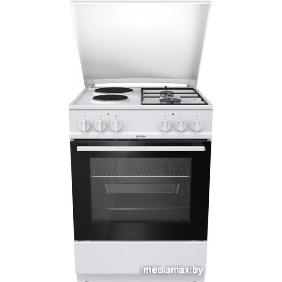 Кухонная плита Gorenje K6121WG