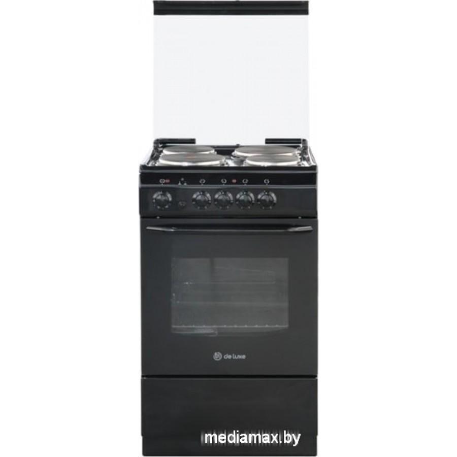 Кухонная плита De luxe 5004-13Э КР-001