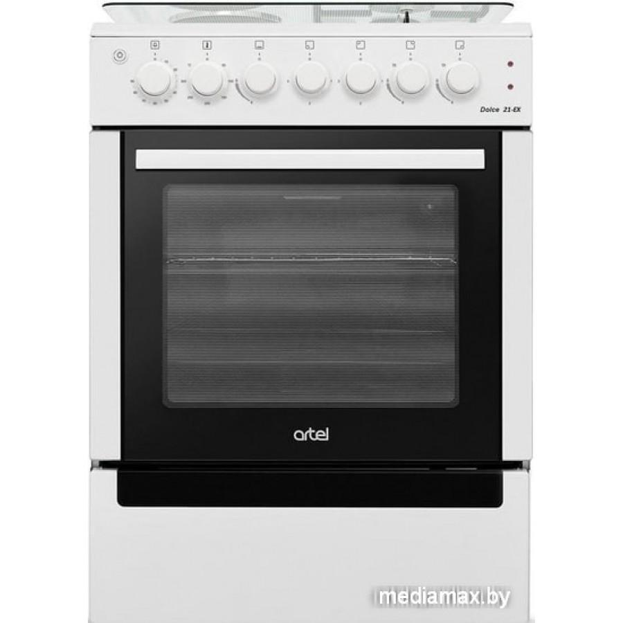 Кухонная плита BEKO FFSG42012W