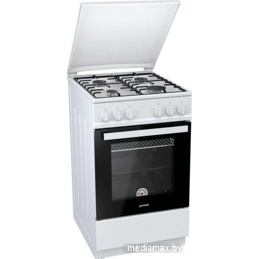 Кухонная плита Gorenje GN5111WH-B
