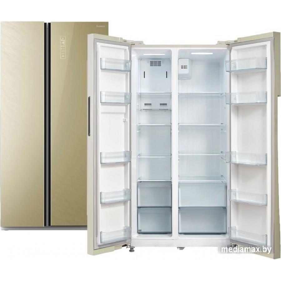 Холодильник side by side Бирюса SBS 587 GG