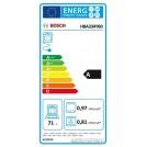 Электрический духовой шкаф Bosch HBA334YB0