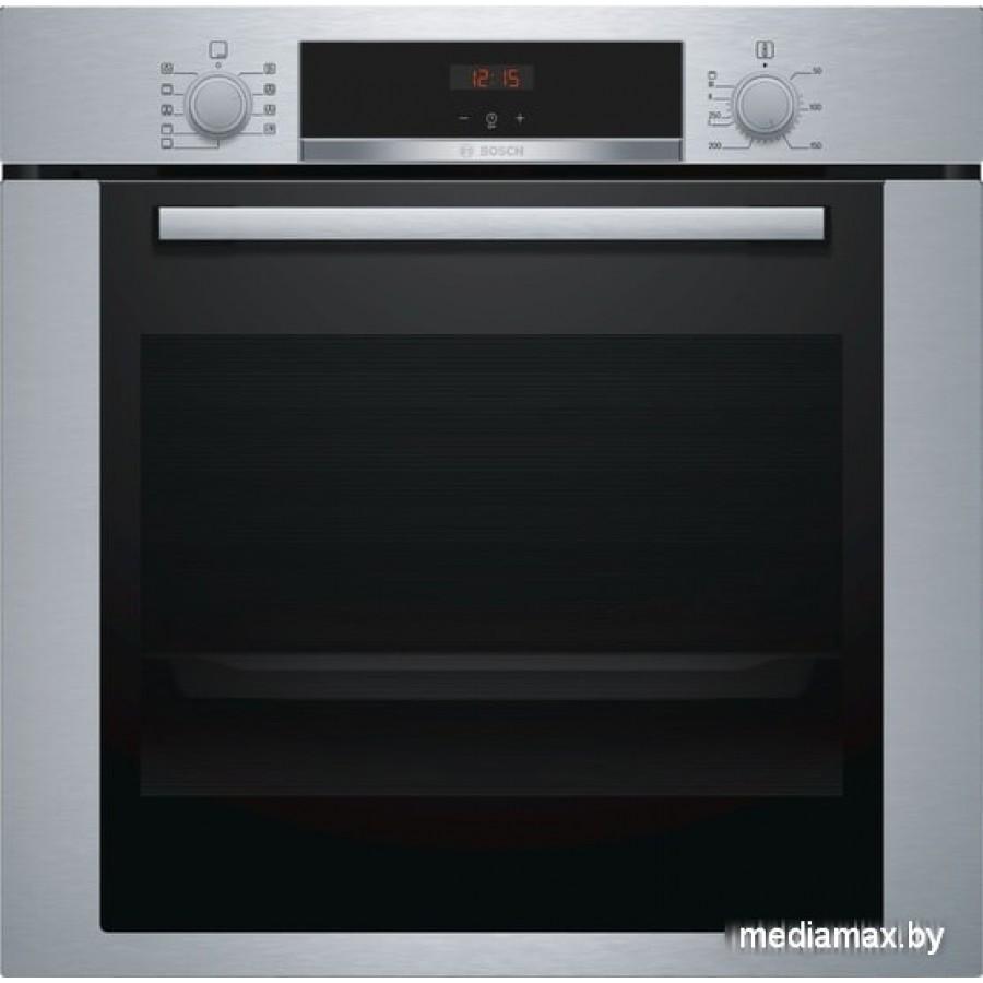 Электрический духовой шкаф Bosch HBA334YS0
