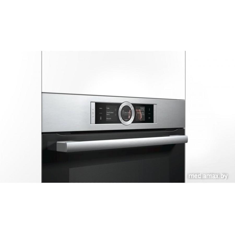 Электрический духовой шкаф Bosch HBG636NS1
