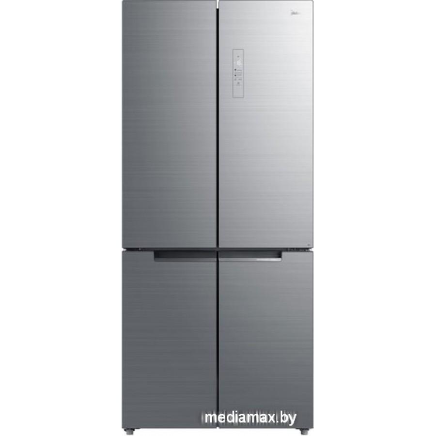 Четырёхдверный холодильник Midea MRC519SFNGX