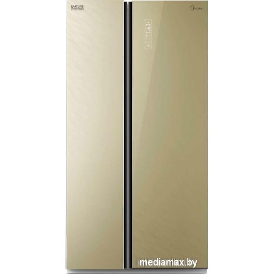 Холодильник side by side Midea MRS518SNGBE