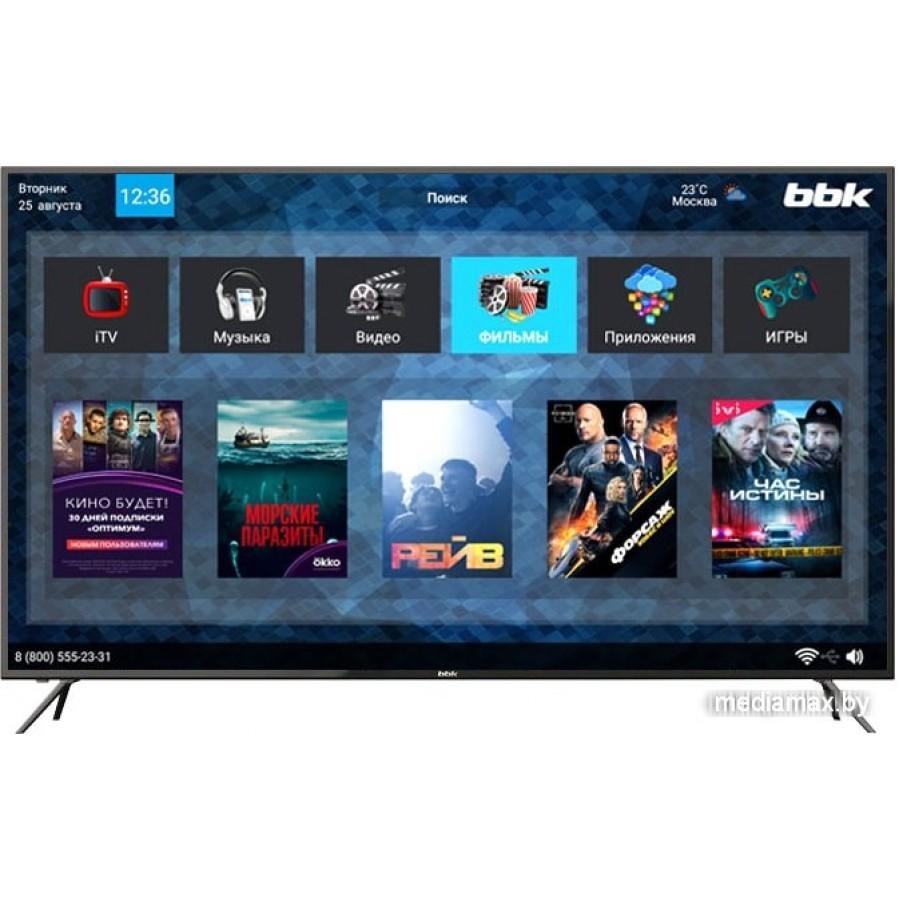 ЖК телевизор BBK 65LEX-8174/UTS2C