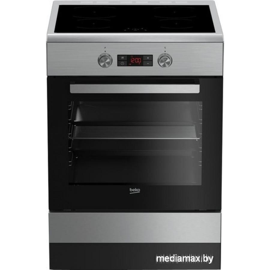 Кухонная плита BEKO FSM 69300 GXT