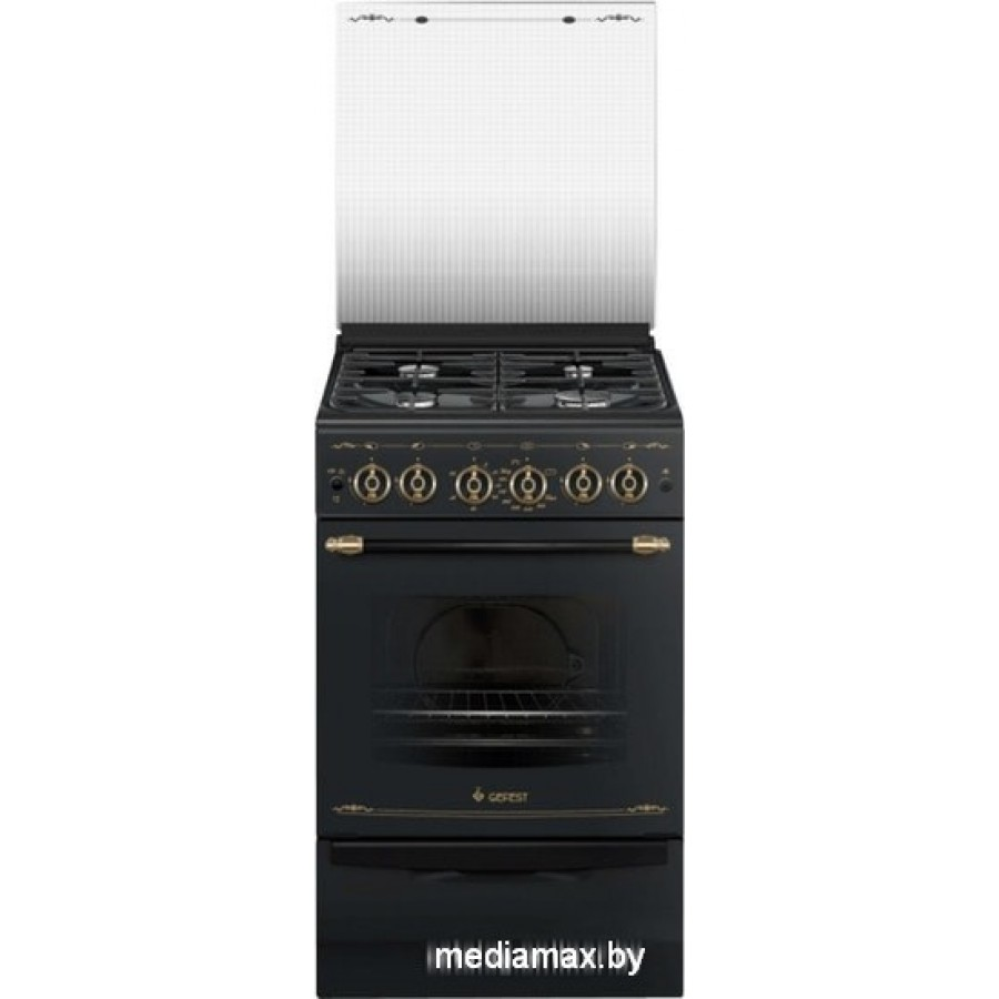 Кухонная плита GEFEST 5100-02 0183 (чугунные решетки)