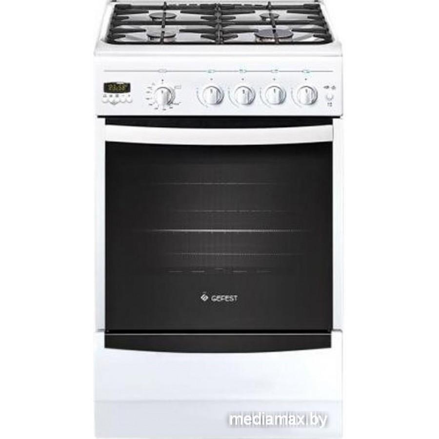 Кухонная плита GEFEST 5100-04 0002 (чугунные решетки)
