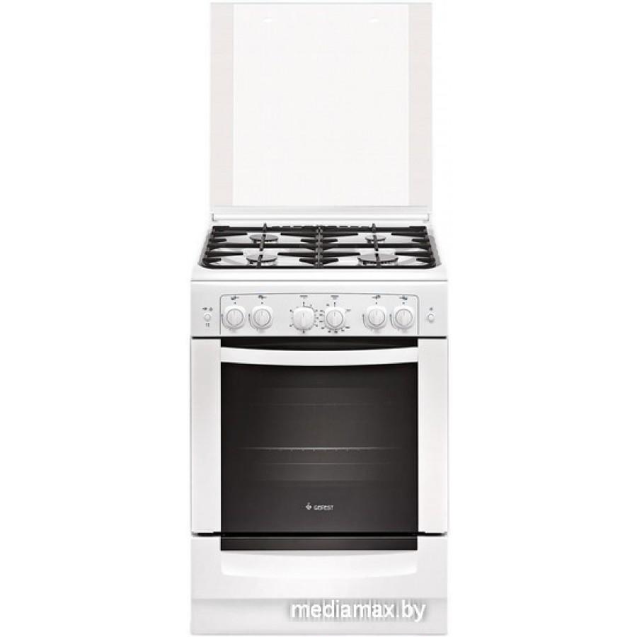 Кухонная плита GEFEST 6100-02 0002 (стальные решетки)