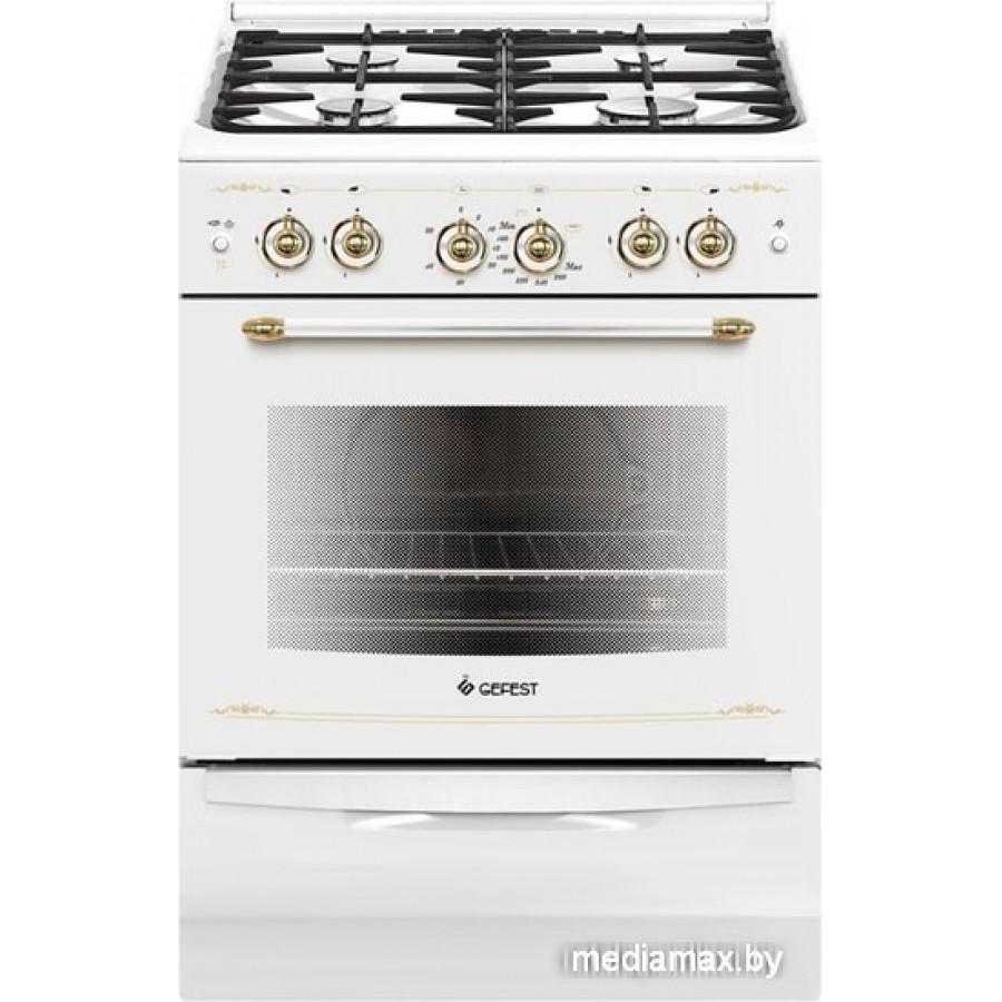 Кухонная плита GEFEST 6100-02 0181 (чугунные решетки)