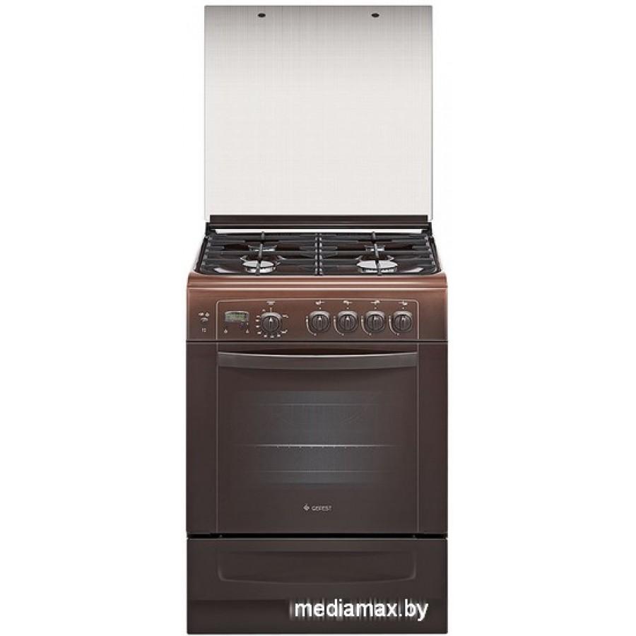 Кухонная плита GEFEST 6100-03 0003 (стальные решетки)