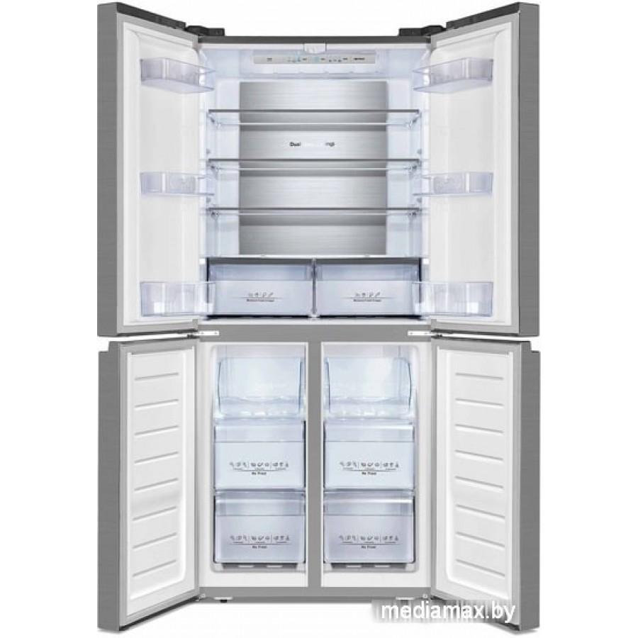 Четырёхдверный холодильник Hisense RQ563N4GB1