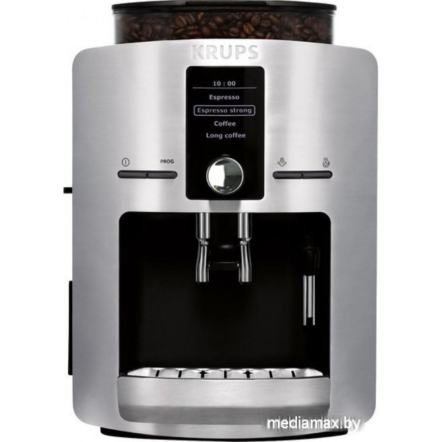 Эспрессо кофемашина Krups EA826E
