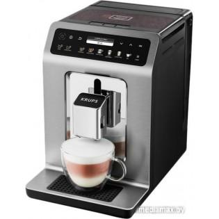 Эспрессо кофемашина Krups Evidence Plus EA894T