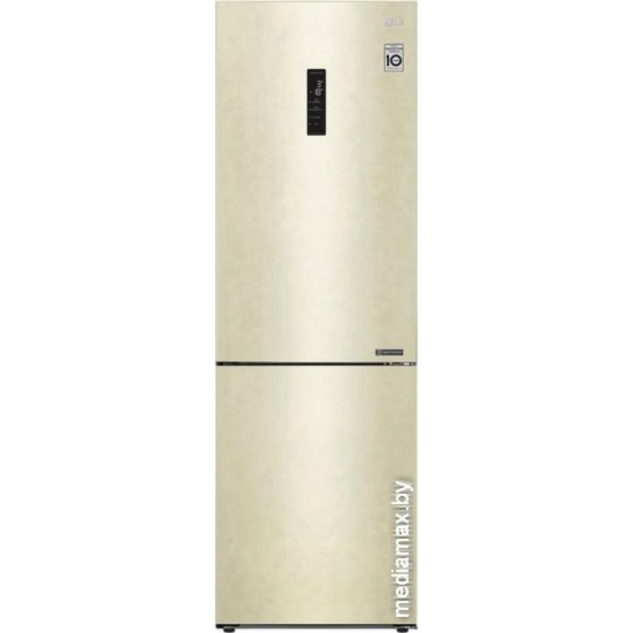 Холодильник LG DoorCooling+ GA-B459CESL