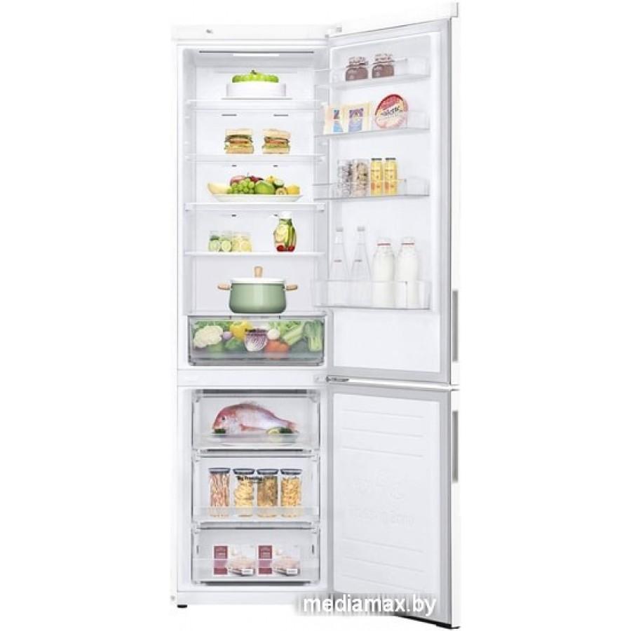 Холодильник LG GA-B509CQSL