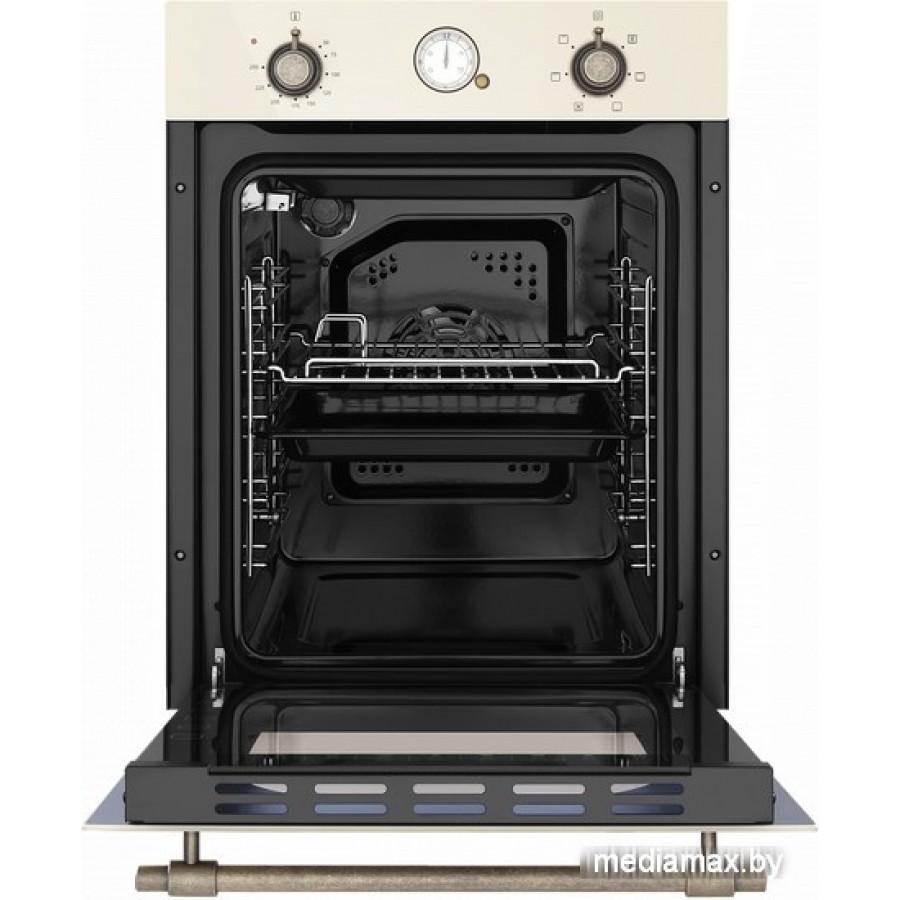 Электрический духовой шкаф MAUNFELD EOEF.516RIB