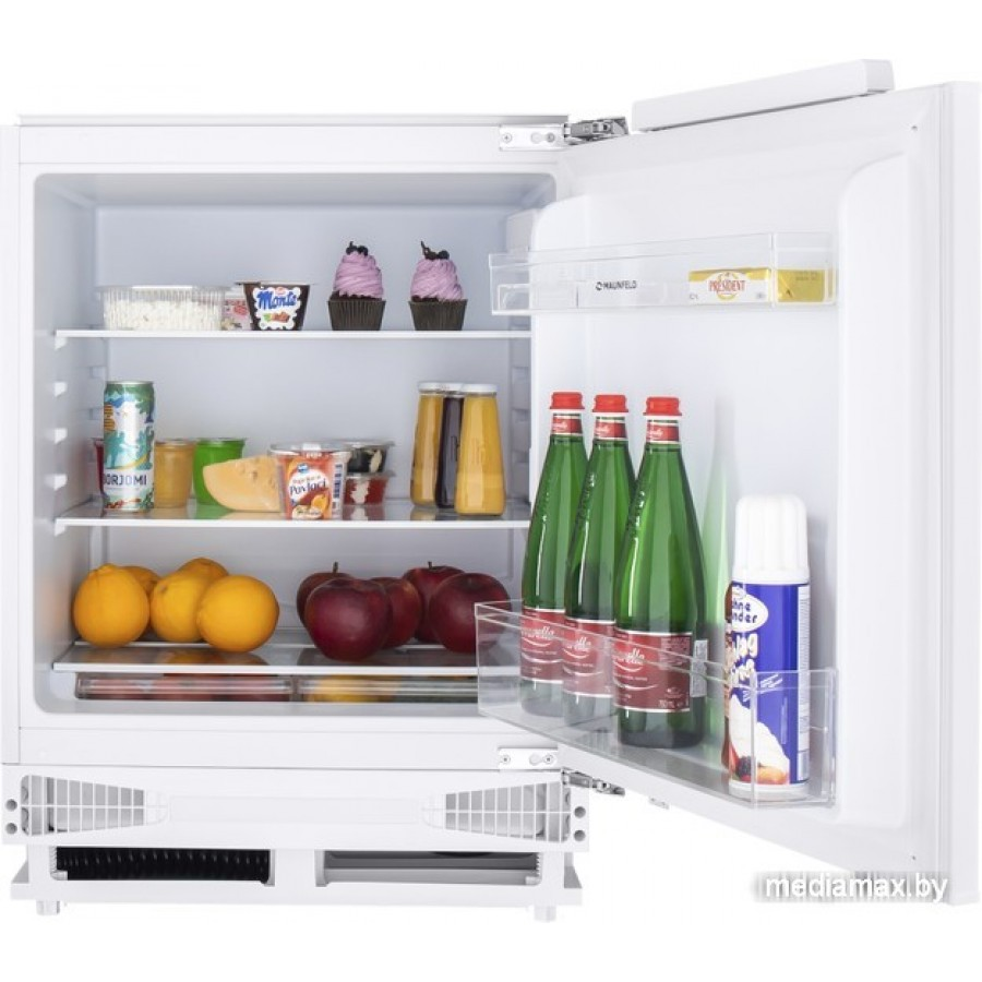 Однокамерный холодильник MAUNFELD MBL88SW