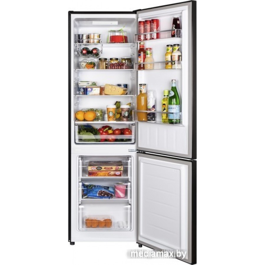 Холодильник MAUNFELD MFF176SFSB
