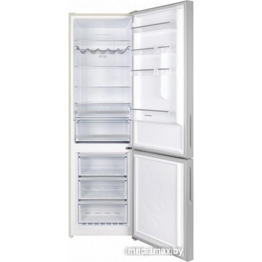 Холодильник MAUNFELD MFF200NFBG