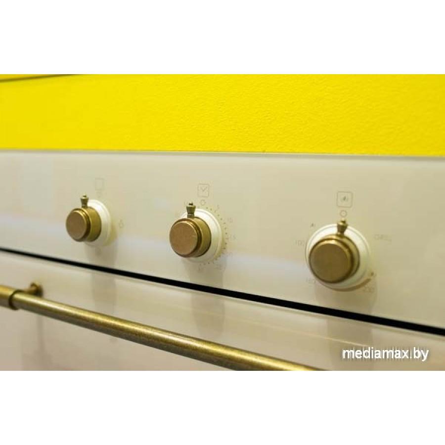 Газовый духовой шкаф MAUNFELD MGOGG 673RIB TM