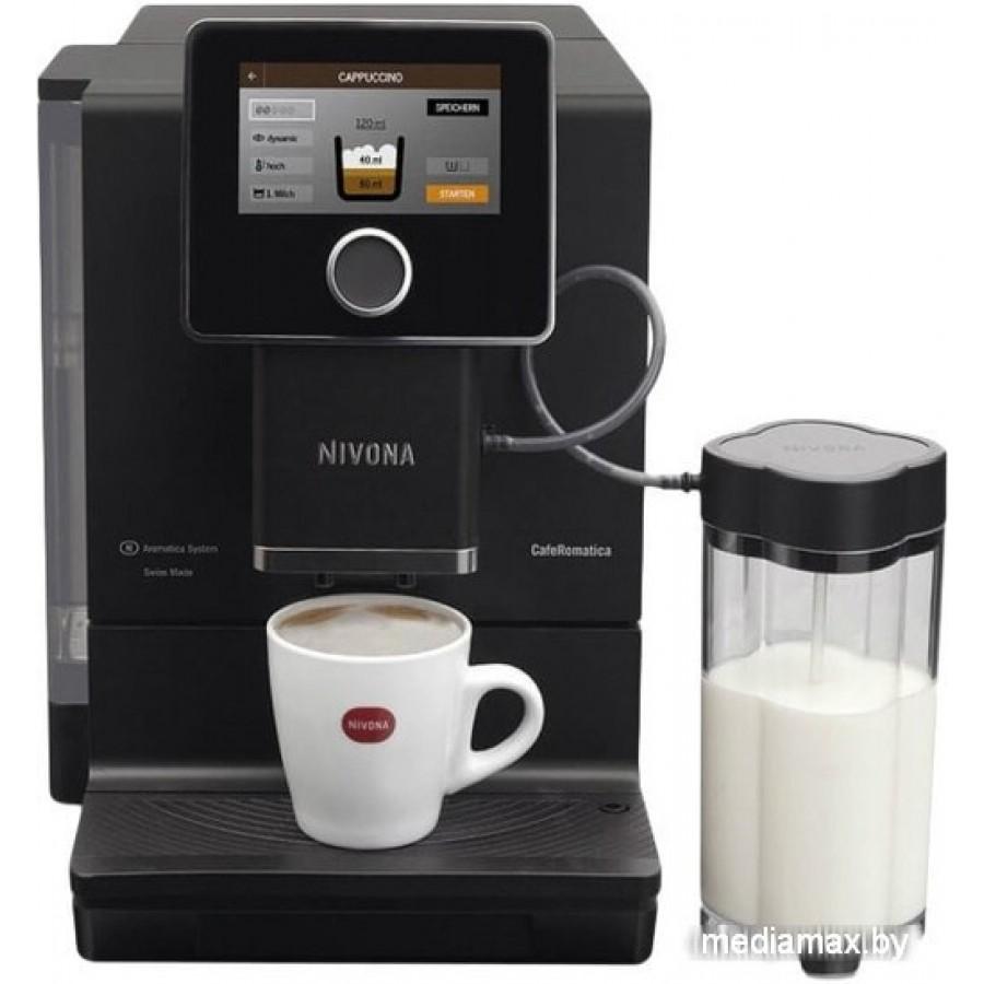 Эспрессо кофемашина Nivona CafeRomatica 960