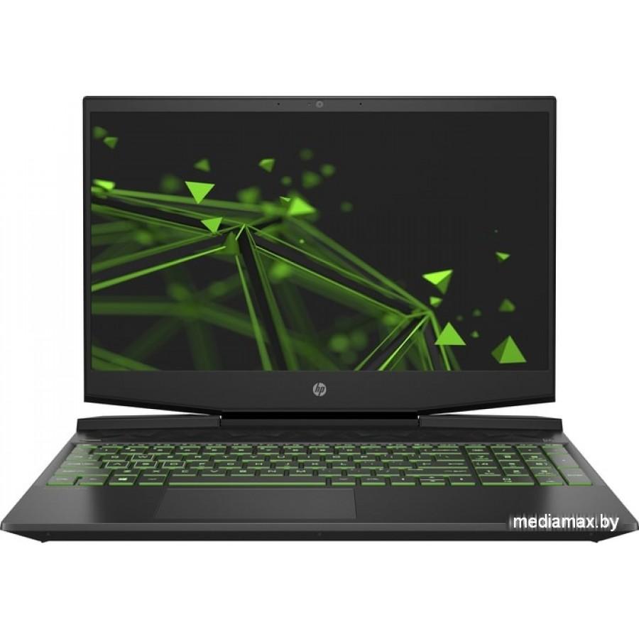 Игровой ноутбук HP Gaming Pavilion 15-dk1036ur 22N27EA