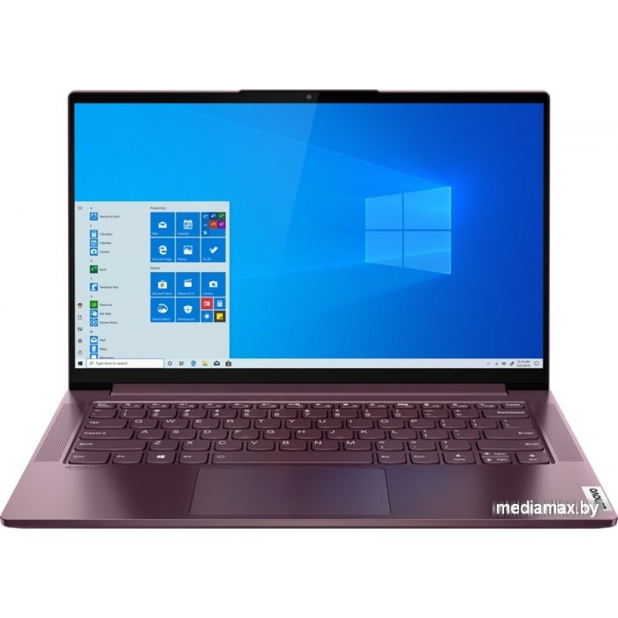 Ноутбук Lenovo Yoga Slim 7 14IIL05 82A10085RU