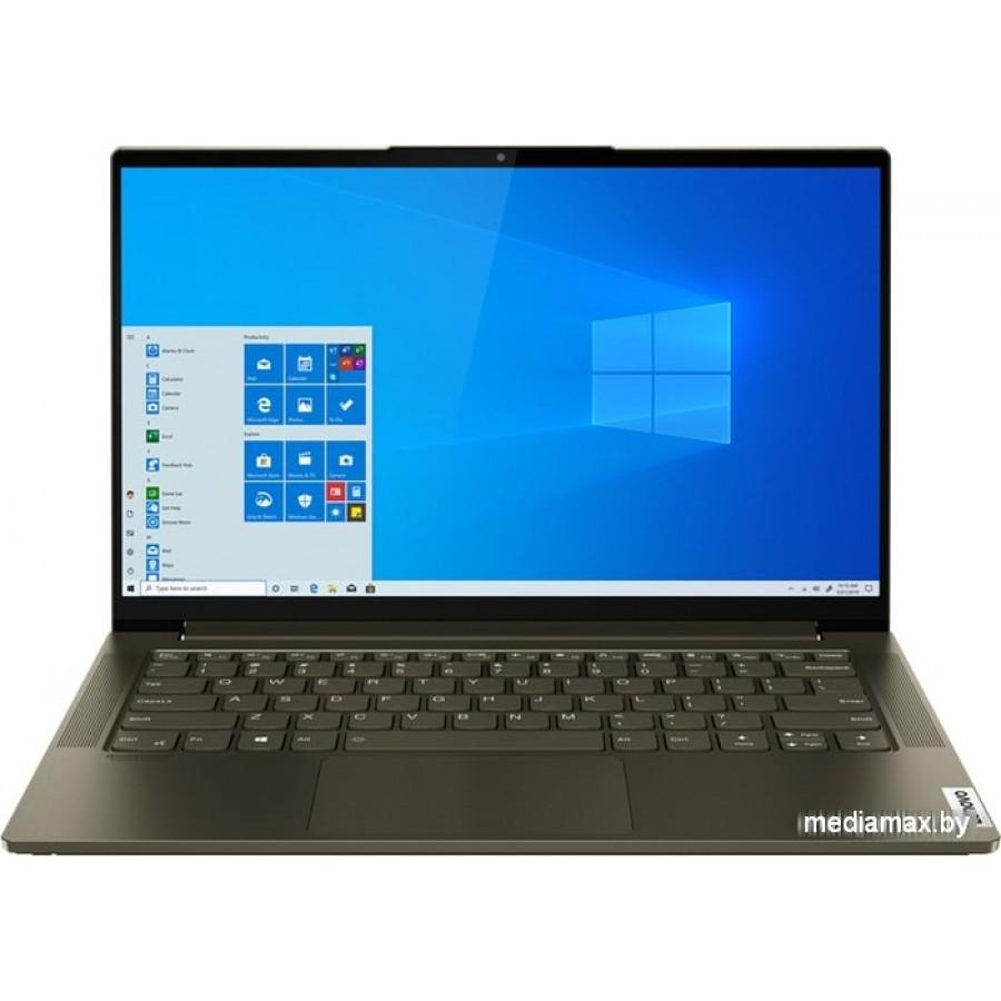 Ноутбук Lenovo Yoga Slim 7 14IIL05 82A100H7RU