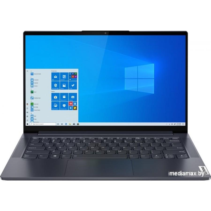Ноутбук Lenovo Yoga Slim 7 14IIL05 82A100HCRU