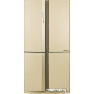 Многодверный холодильник Sharp SJ-EX98FBE