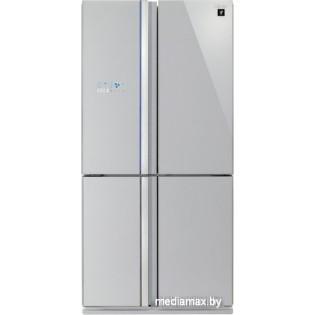 Многодверный холодильник Sharp SJ-FS97VSL